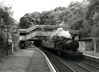 chesil station 1952